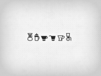 Brew Method Icons