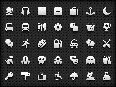 Symbolicons iphone