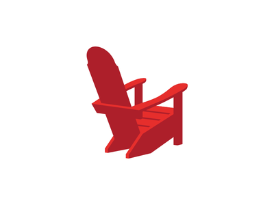 Basin Harbor Logo adirondack chair resort basin harbor brand chair logo