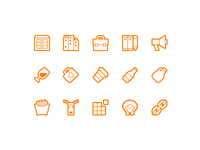 Even More Symbolicons Line