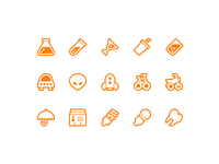 Still More Symbolicons Line