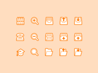 Yet Again, More Symbolicons Line