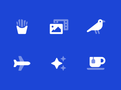 Duotone Icons illustration symbols icon icons