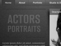 Actor's Portraits