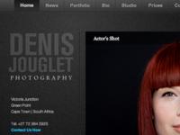 WordPress Website Denis Jouglet