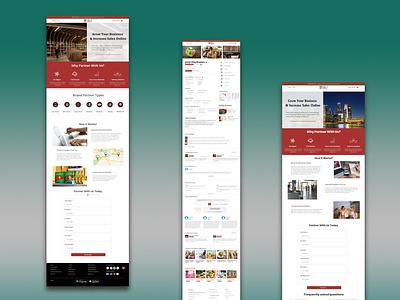TopShelf Website Design webpage design ux homepage design web ui webdesign ui design uiux uidesign webui website