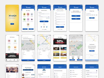 Mobile APP UI Design   UIUX app ui creative design design uidesign uiux graphic design ui