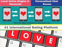 #1 International Dating Platform - Jumpdates