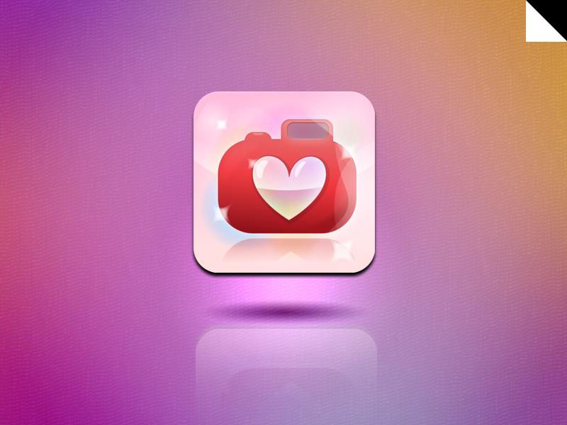 Puricam Icon iphone app icon