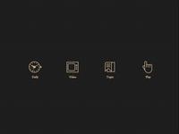 App Tab Icons