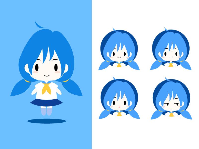 Kimu design character