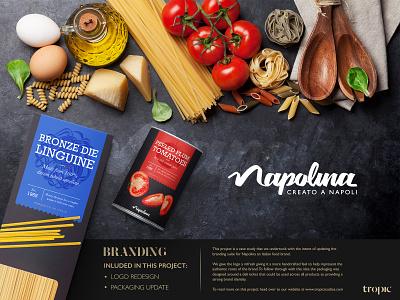 Napolina logodesign logo branding concept branding design brand design branding