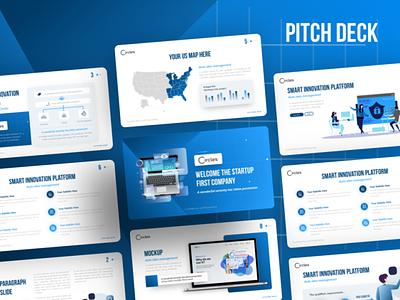 Capture Ideas Company - Pitch Deck Design ppt powerpoint presentation pitch deck ui presentation template presentation layout powerpoint template presentation design powerpoint creative presentation business