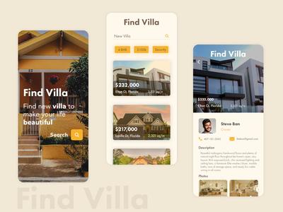 Find Villa App