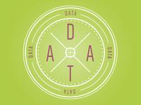Logo Hipster Data