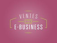 Logo Hipster Ventes