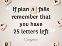 Quote Alphabet