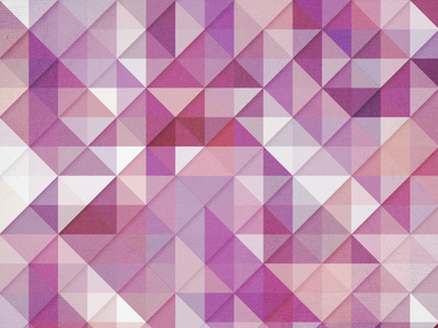 Processing experiment - Triangles processing generated generative geometric
