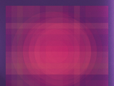 Processing experiment - Circles on grid geometric generated generative processing sketch