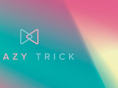 Crazy Trick - Open Graph Image pink green lights flare proxima nova