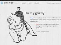 Chris Rhee - Another Custom Post