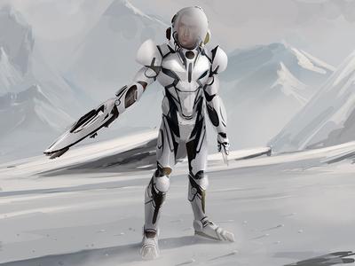 Alkaline Warrior#2