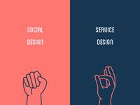 Social & service design