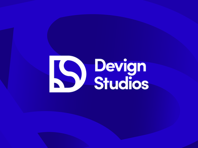 Devign Studios New Brand & Logo monogram logo d logodesign minimal brand identity symbol typography branding logo illustration