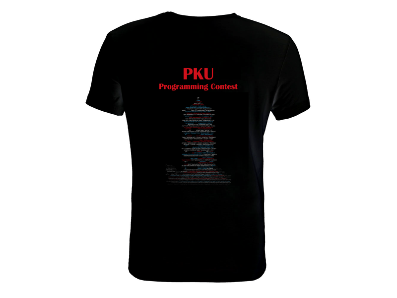 Programming contest ui branding design