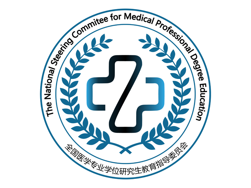 medical professional degree education LOGO design icon logo