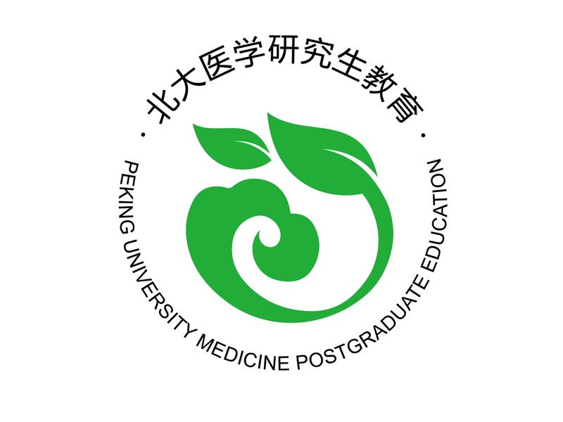 medicine postgraduate education logo design icon logo