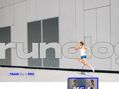 _RUNology javascript html laravel web design microsites adobe photoshop
