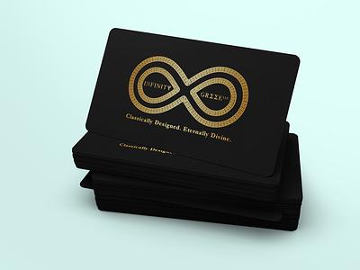 Infinity Greek Logo Design tshirt illustration typography graphicdesign stylish logo design