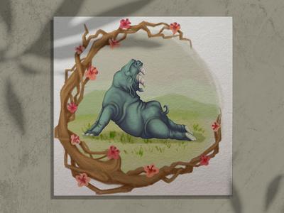 Rhino & Yoga