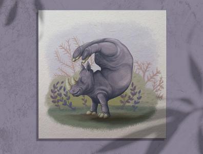 Rhino Yoga