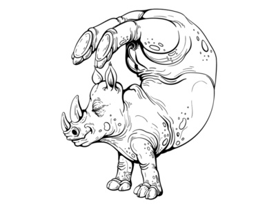 Rhino drawing
