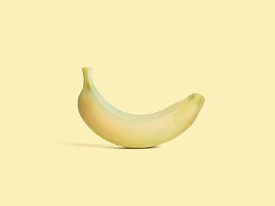 Banana psd photoshop banana fruit