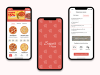 Super Pizza Delivery App