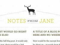 Jane Sweet Jane