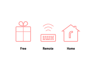Pricing Icons pricing icons free remote home house keyboard present