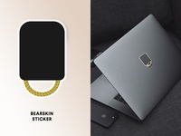Bearskin Sticker
