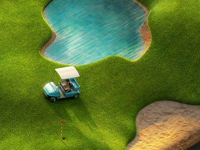 Golf Course Detail