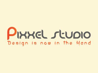 Pixxel Studio Logo Design logo template logo design idia logo mockup logo design logo