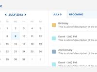 Calendar large