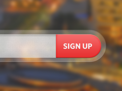 Big Signup web website signup form button input field whitney email texture submit sign up