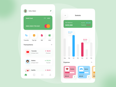 Finance Mobile App financial finance business walletapp wallets wallet ui wallet financial app finances finance app finance app dailyui uidesign app design uiuxdesign ui mobile design mobile design uiux