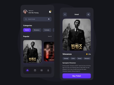 Cinema Booking Apps booking apps cinema app movie app app movie booking app movie cinema booking app booking app booking cinema mobile design uidesign mobile uiuxdesign ui design uiux