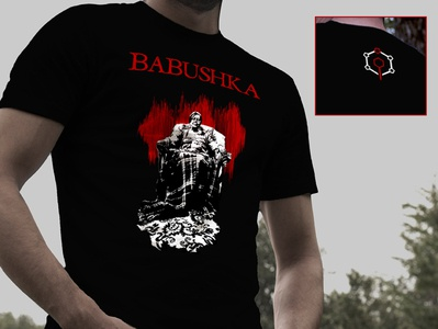 Babushka short film T-Shirt