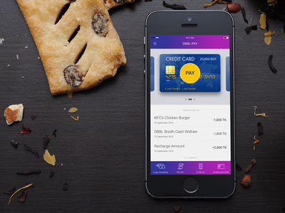 Mobile Payment Wallet