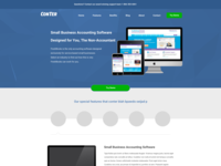 Conter Landing Page